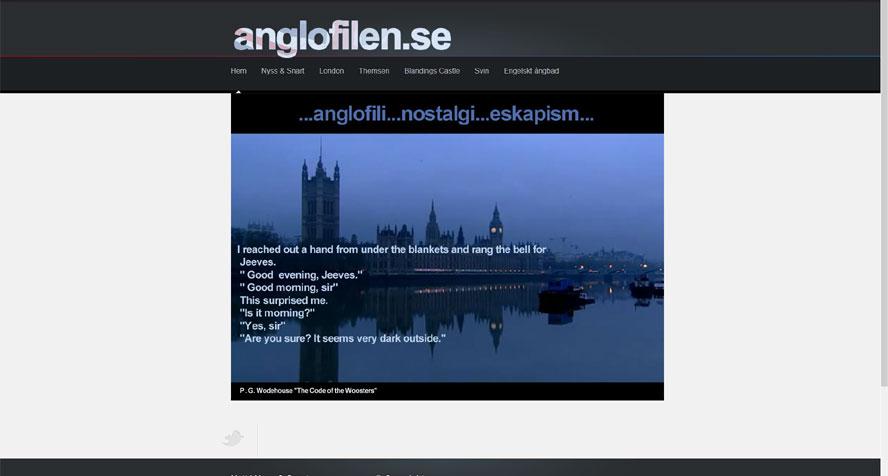 Anglofilen